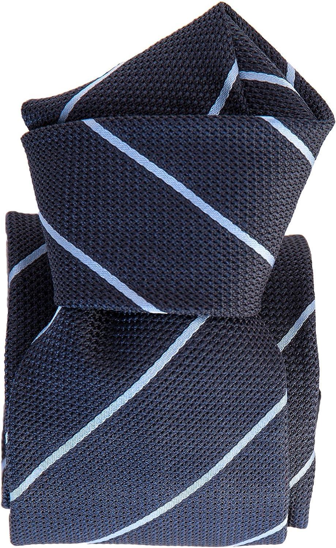 Elizabetta Men's Italian 100% Silk Grenadine Tie - Handmade in Como