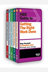 HBR Guides to Being an Effective Manager Collection (5 Books) (HBR Guide Series) Kindle Edition