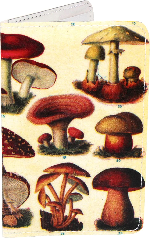 Wild Magic Mushrooms Business, Credit & ID Card Holder