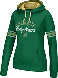 NCAA Women's Essential Arm Striped Hoodie