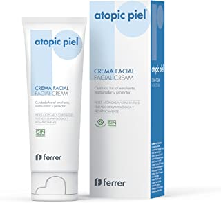 Atopic Piel Crema Facial protección diaria para pieles secas o muy secas 50 ml