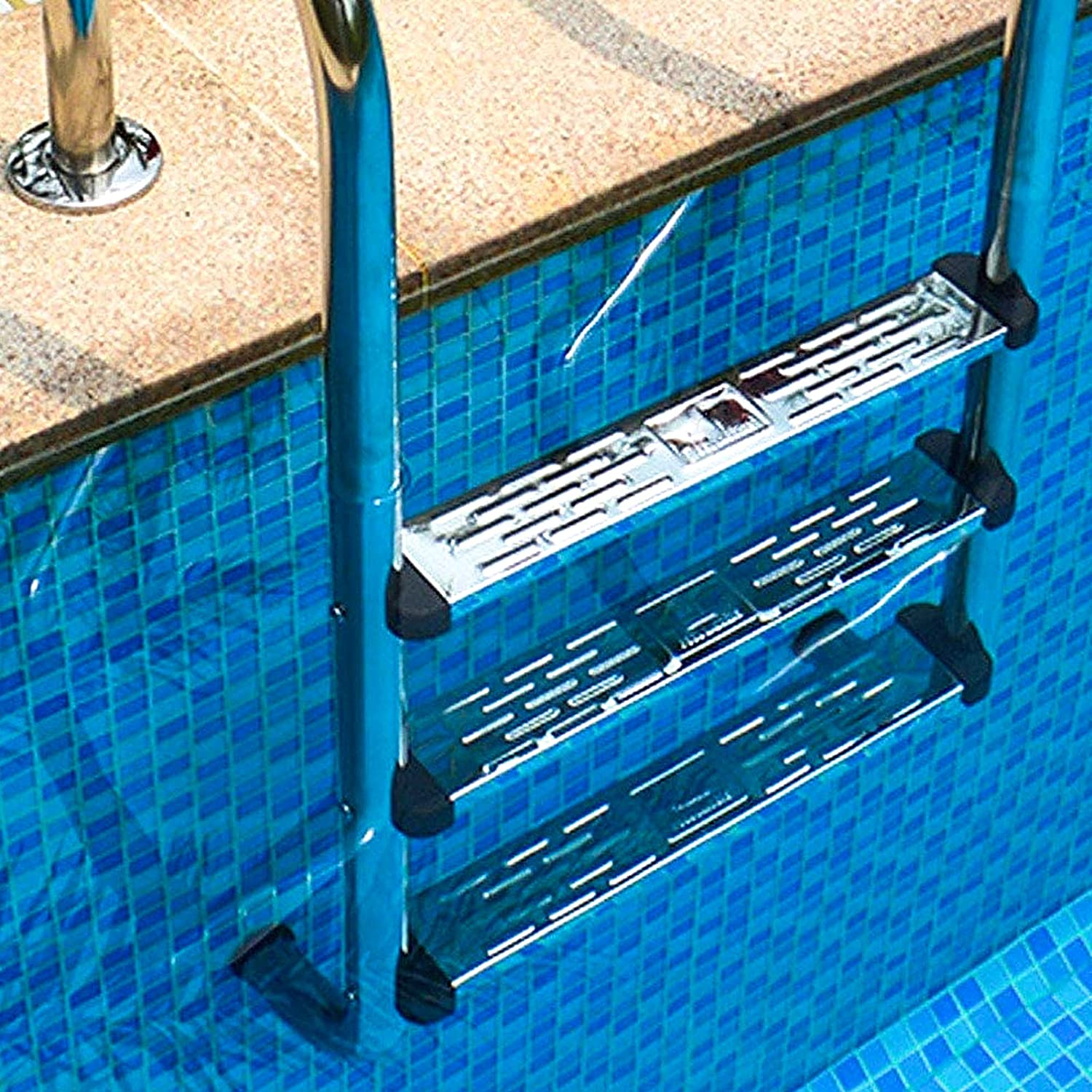 WYYXO Swimming Pool Steps Replacement Metal Max 58% OFF Anti-Rust P Inground Mail order cheap