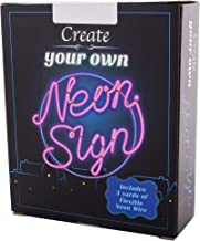 customize your own neon sign