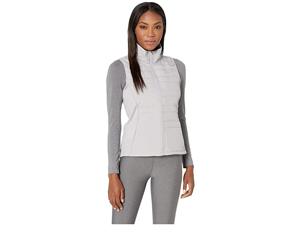 Nike Essential Vest Filled (Atmosphere Grey/Metallic Silver) Women