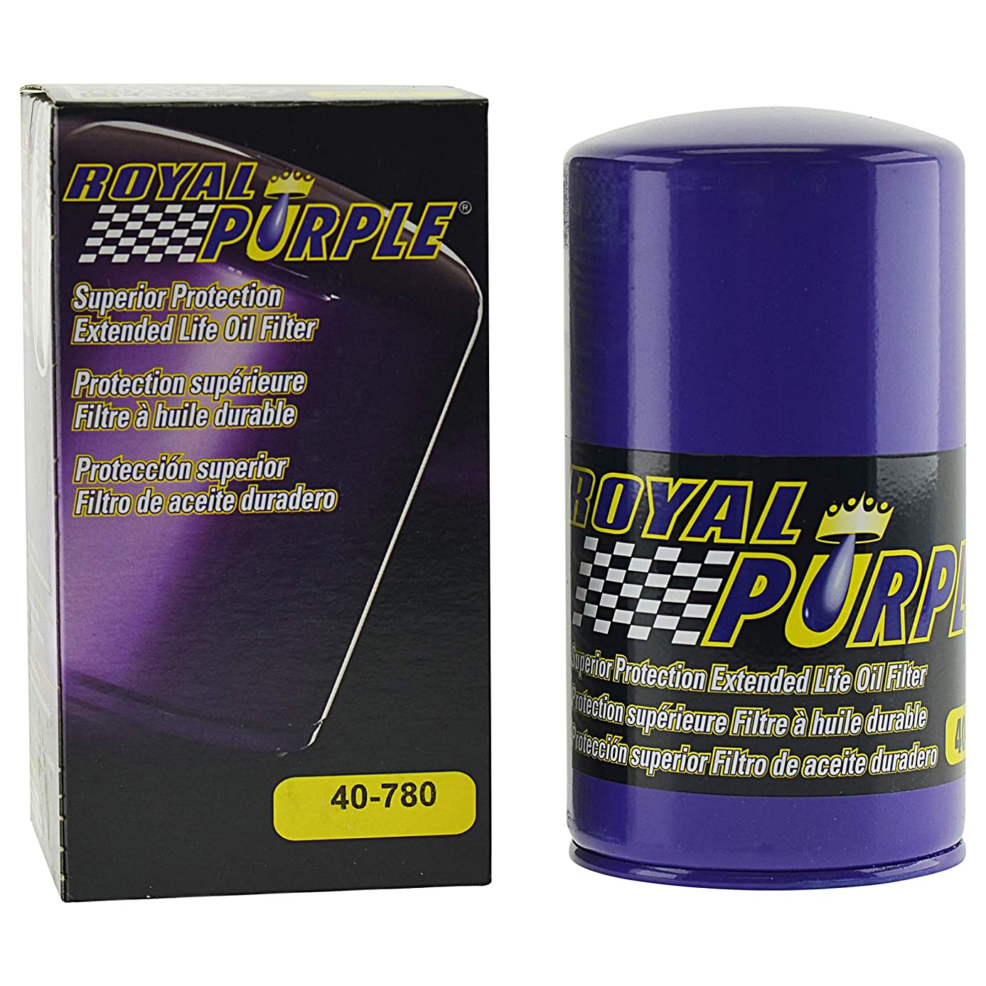 Royal Purple 40-780 Extended Life Premium Oil Filter