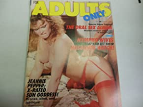 For Adults Only Busty Adult Magazine