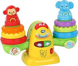 VTech 伟易达 80-513804 堆叠乐趣摇椅 婴儿玩具 多色