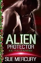 Alien Protector: A Sci-Fi Alien Romance (Vaxxlian Mates Book 1)