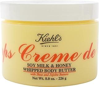 Kiehl's Creme de Corps Soy Milk & Honey Whipped Body Butter – 226G