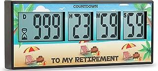 countdown clock retirement