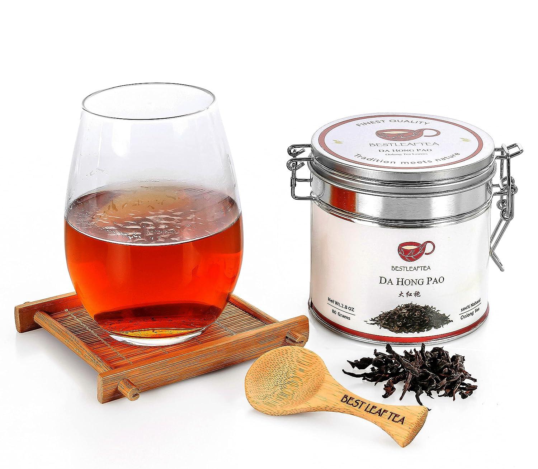 Premium Da Hong Pao Rock 2.8oz tin Boston Mall High quality Tea