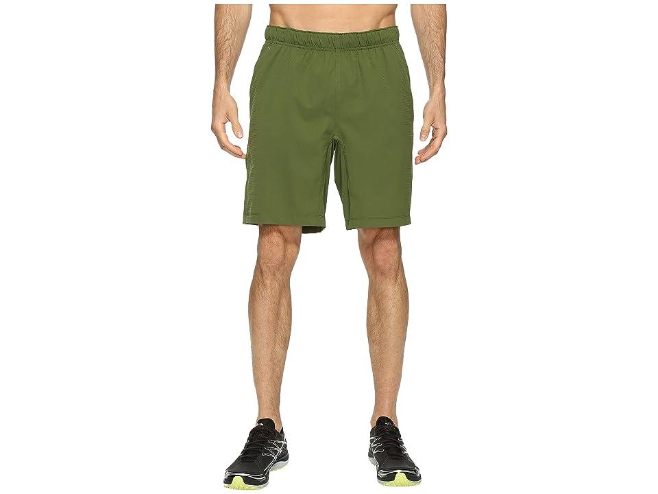 The North Face Versitas Dual Shorts (Scallion Green (Prior Season)) Men