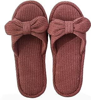 Unisex Cute Soft Sole Indoor Bedroom Slippers Beautiful Comfort Four Season Slipper