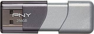 PNY Turbo 256GB USB 3.0 Flash Drive - P-FD256GTBOP-GE