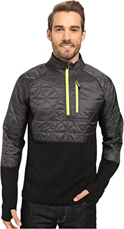 Smartwool - Propulsion 60 Hybrid 1/2 Zip Jacket