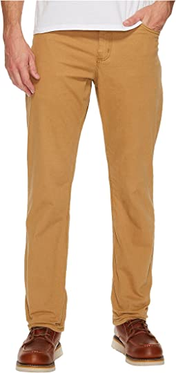 Five-Pocket Relaxed Fit Pants