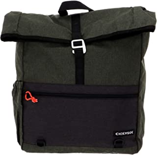 CASUAL BACKPACK II Mochila tipo casual, 40 cm, 15 liters, Verde (Olive Night)
