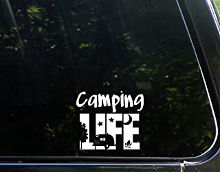 Best camping life decals Reviews
