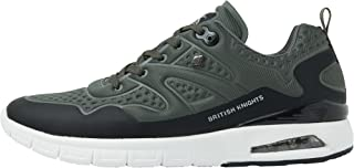 British Knights Mens Casual Shoes Demon Embossed