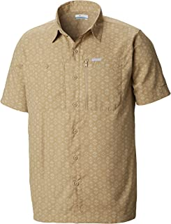 Columbia Pilsner Peak™ Ii Print Short Sleeve