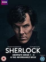 Sherlock - Series 1-4 & Abominable Bride 2016