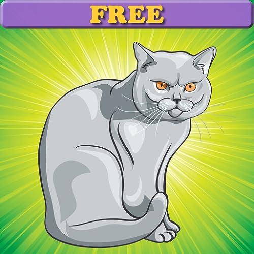 Malbuch: Katzen! FREE