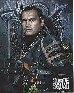 Adam Beach Signed Autograph Suicide Squad Slipknot 8x10 Photo With COA pj