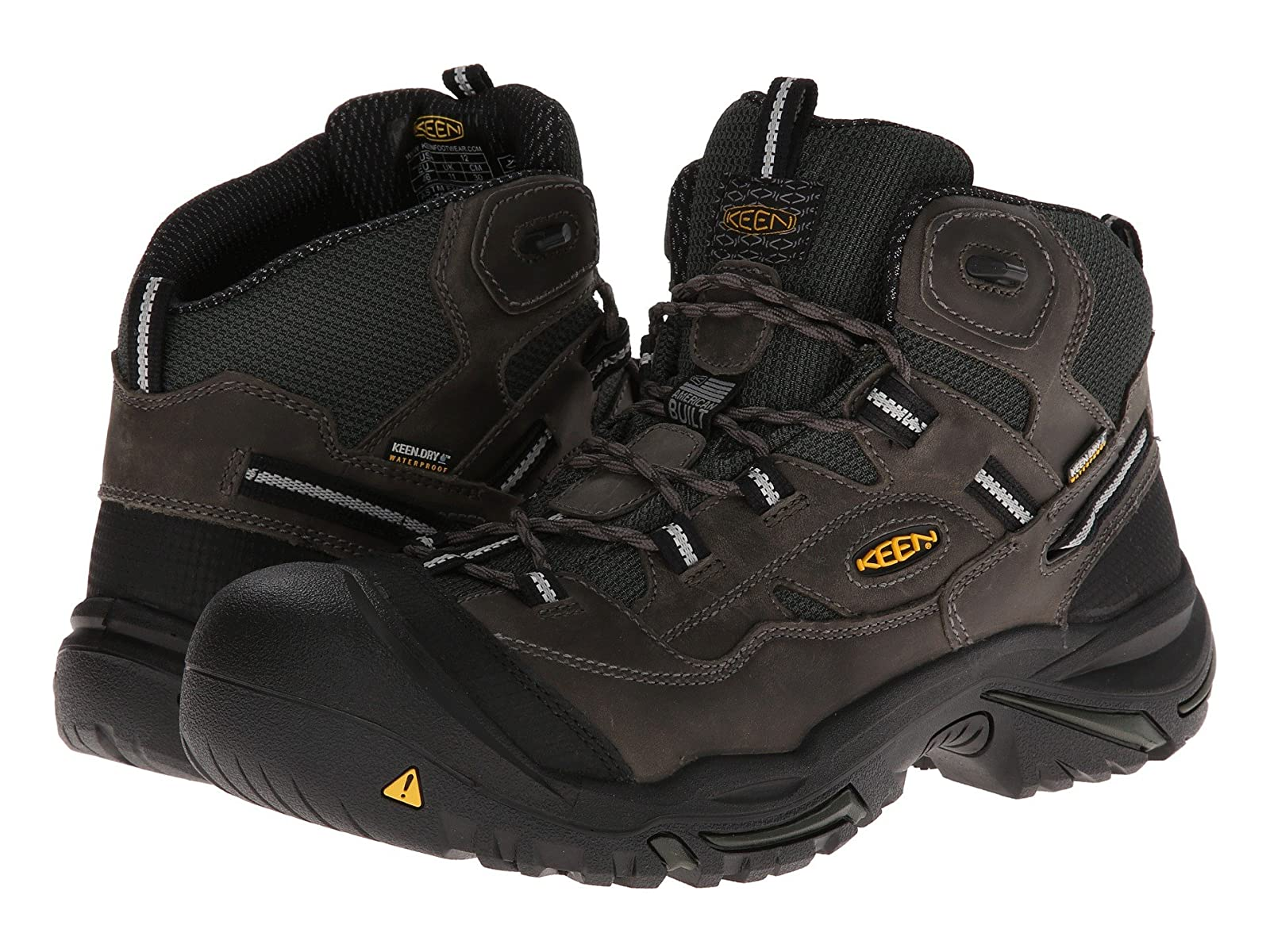 Keen Utility Braddock Mid WPAffordable and distinctive shoes