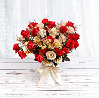 Best flower vase table decoration Reviews