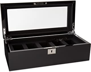 savoy 5 piece watch box
