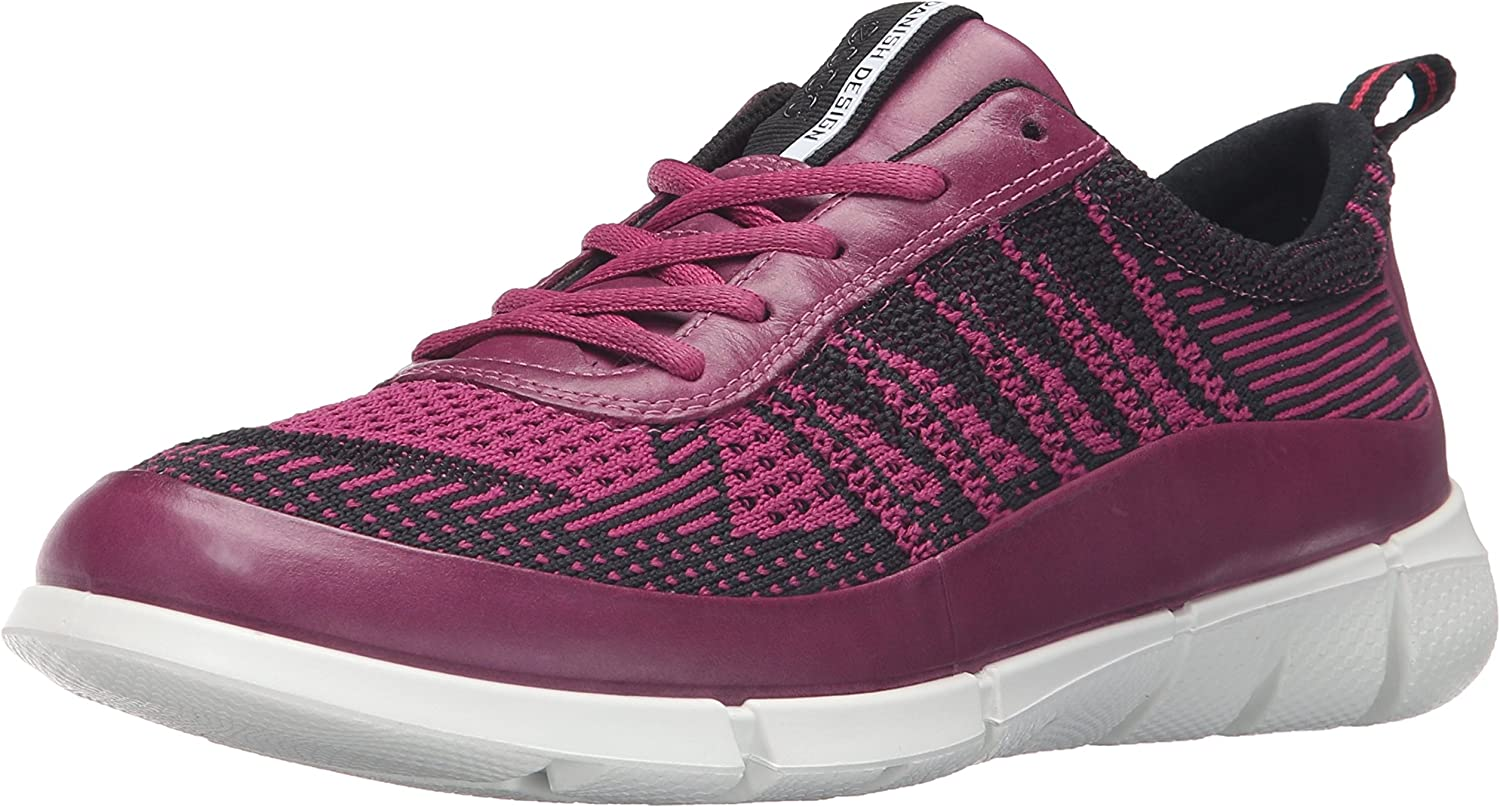 ECCO Women's Intrinsic Knit Fashion Sneaker