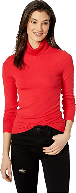 Essentials Turtleneck Top