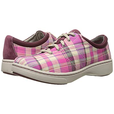 Dansko Brandi (Pink Madras Canvas) Women