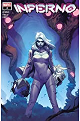 Inferno (2021) #2 (of 4) Kindle Edition