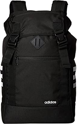 8d725a46f Adidas estadio team backpack ii black | Shipped Free at Zappos