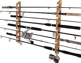 Best fishing rod display racks Reviews