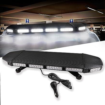 100W Halogen Driver side WITH install kit 2007 Mitsubishi LANCER Post mount spotlight 6 inch -Black