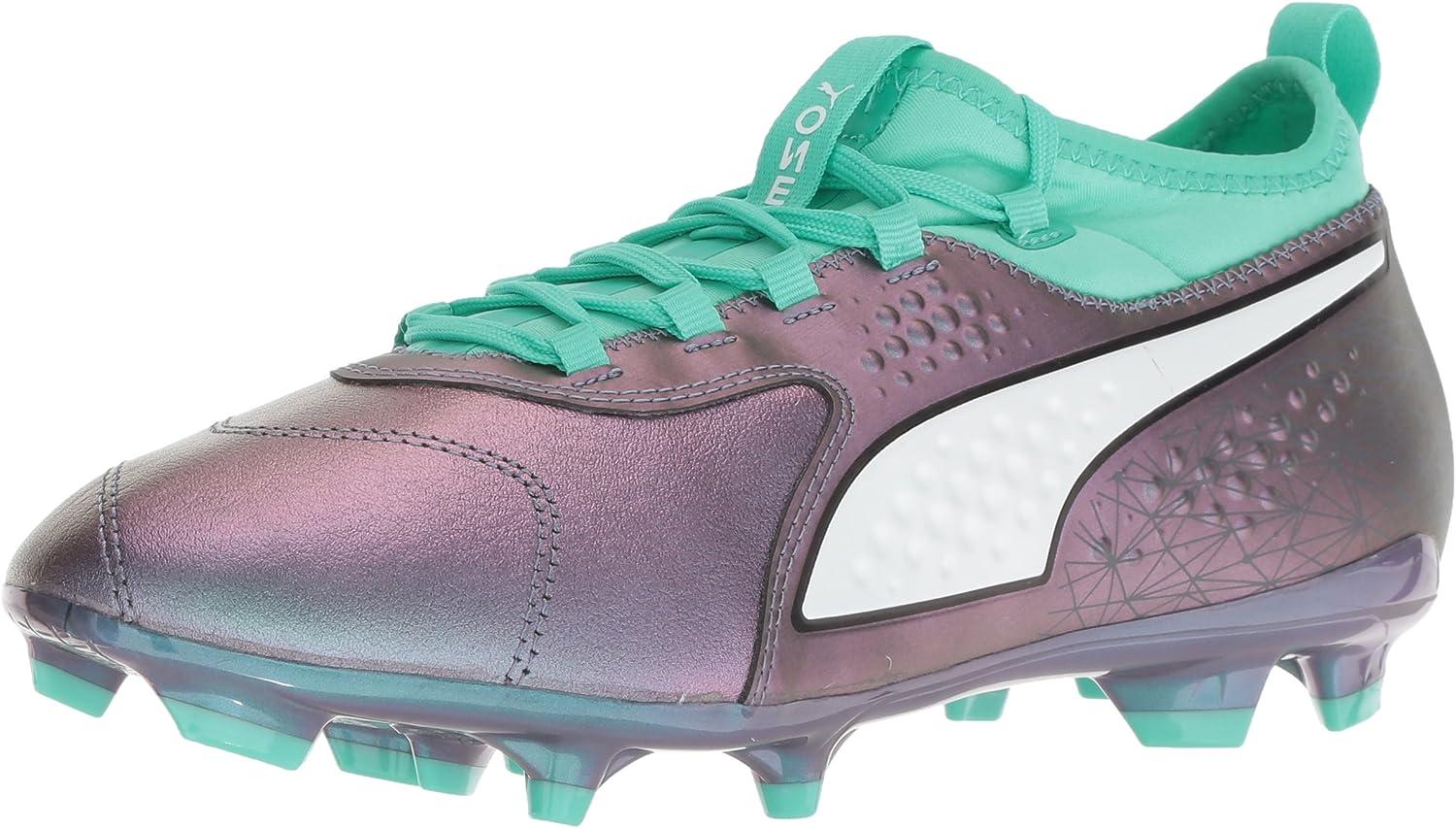 PUMA Mens Puma One 3 Il LTH Fg Soccer shoes