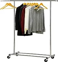 hanging rack on wheels