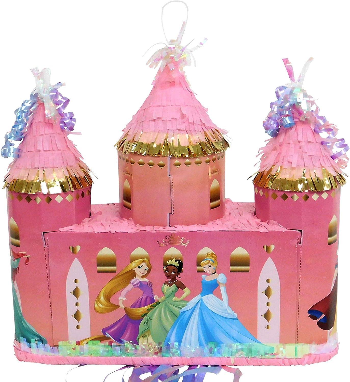 specialty shop Ya Otta Disney Princess Credence Castle Metallic String Pinata Pull Gold