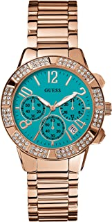 Women's U0141L6 Rose Gold Stainless-Steel Quartz Watch