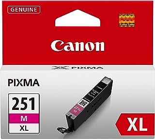 Canon CLI-251XL Magenta Ink Tank Compatible to MG6320 , IP7220 & MG5420, MX922, MG5520, MG6420, MG7120, iX6820, iP8720, MG...