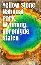 Yellow Stone National Park, Wyoming, Verenigde Staten