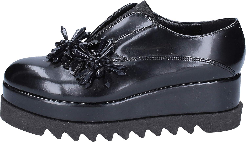 OLGA RUBINI Oxfords-shoes Womens Black