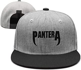 884797e46c6cd MALKELIN Pantera-Logo-Dimebag-Darrell-Thrash-Metal-Metallica- menâ