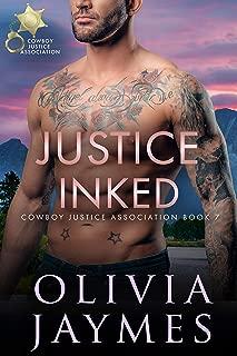 Justice Inked: Book 7 (Cowboy Justice Association)
