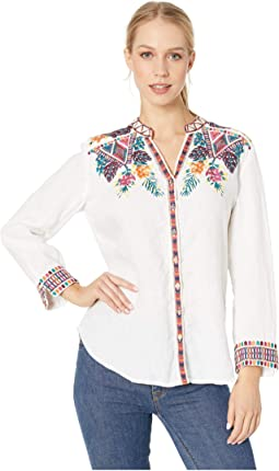 Quinn Button Down Blouse
