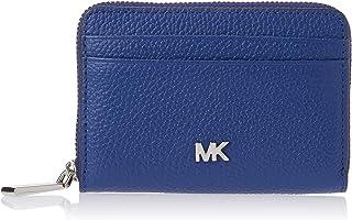 MICHAEL KORS Womens Zip Around Coin Card Case, Sapphire - 34F9SF6Z1L