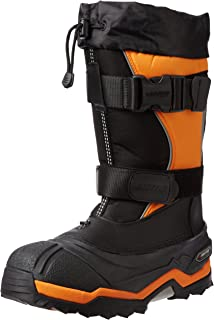 BAFFIN Men's Selkirk Snow Boot,Black/Expedition