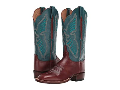 Lucchese Charlene (Brandy/Garganey) Women